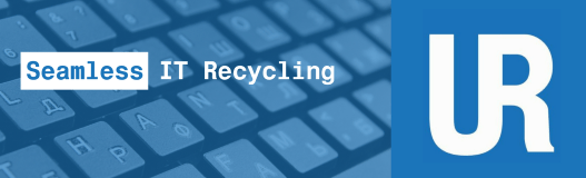logo for Uniq Recycling - computer and telecomms equipment recycling specialists in Derby & Burton on Trent